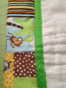 Burp Cloth Tutorial- A Different Design