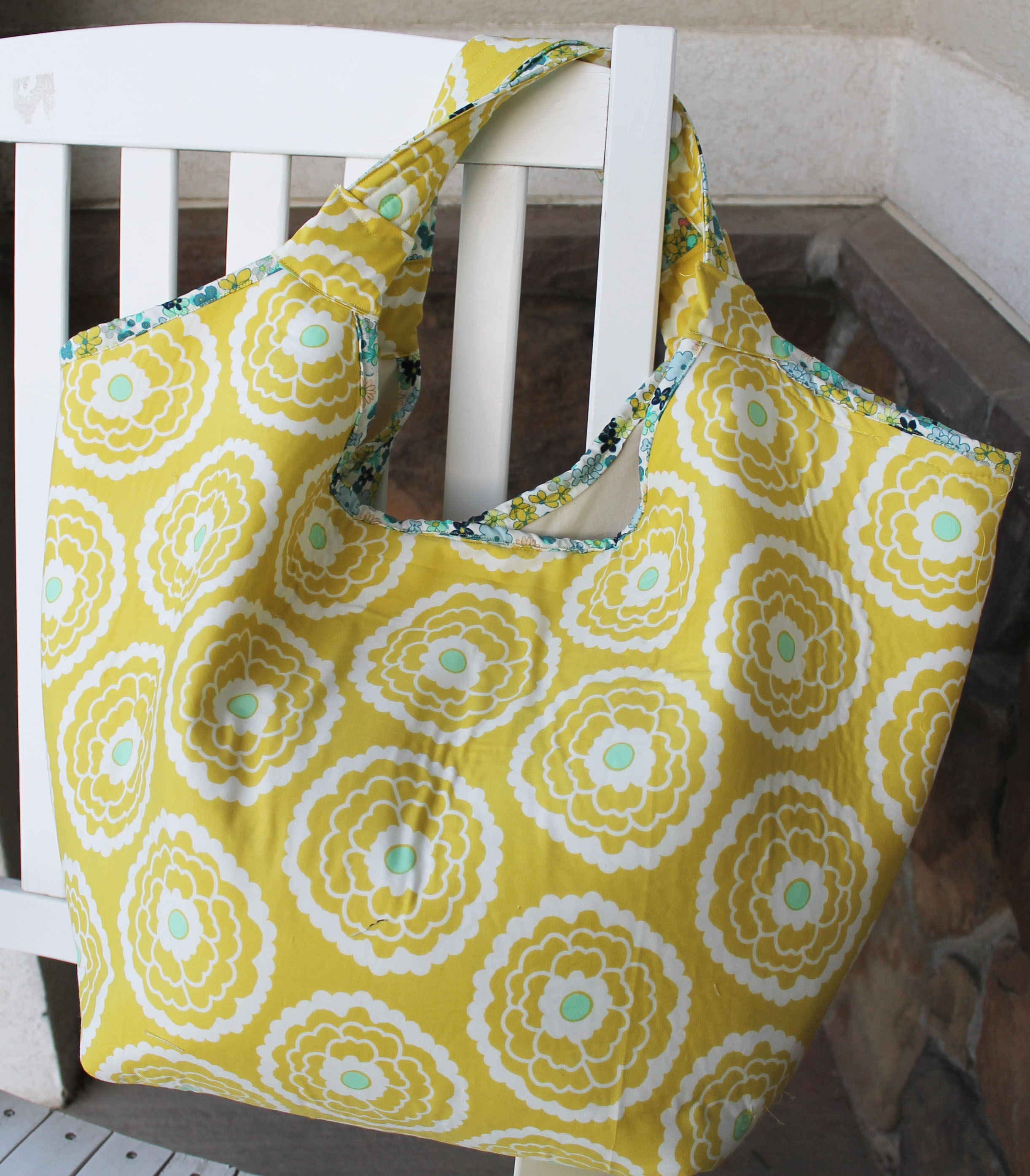 Free Beach Bag Pattern | Free Sewing Patterns