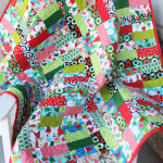 Jelly Roll Jam Quilt Pattern