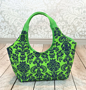 Tote Bags, Large Square Bottom | Quilted Tote Bags