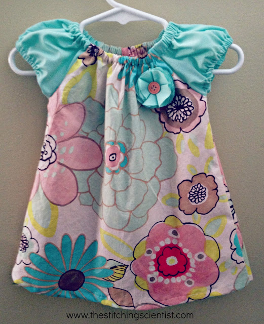 Patterns for Baby-The Baby Dress 6-9 months