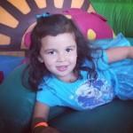 My pretty birthday girl #4yearsold #birthdaygirl #kangaroozoo