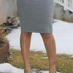 Sexy Pencil Skirt