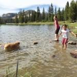 Nothing beats summer in Utah! outdoors mirrorlake utah summerfun inthewoodshellip