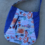 Curvy Messenger Bag