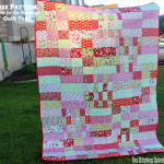 Free Pattern Home for the Holidays Christmas Quilt Top