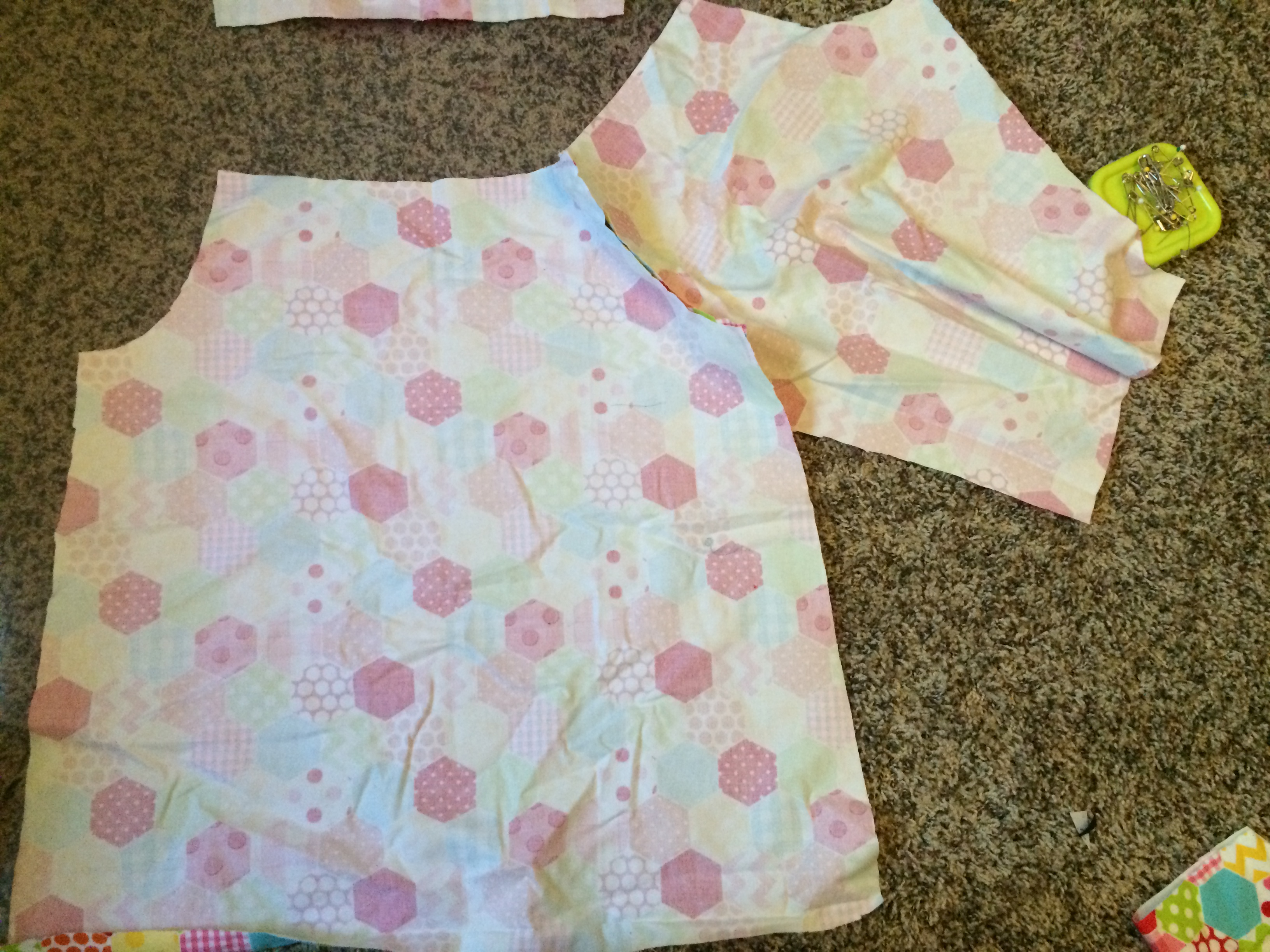 RBD Flannel Showcase Blog Tour: Toddler Girl\'s Nightgown with Free ...