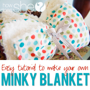 Minky-Blanket-tutorial