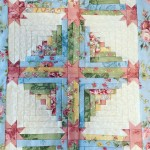 Paper piecing quilt technique at its finest! paperpiecing quilttechnique techniquehellip