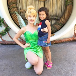 Disneyland vaca! tinkerbell visit was the best Even better thanhellip