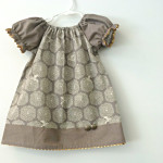 Free Toddler Peasant Dress Pattern