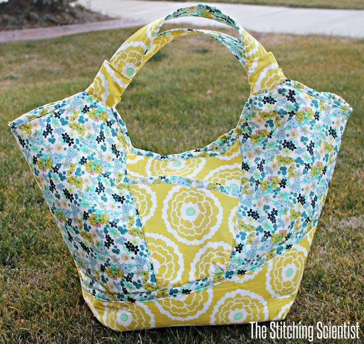 Carry All Bag Pattern