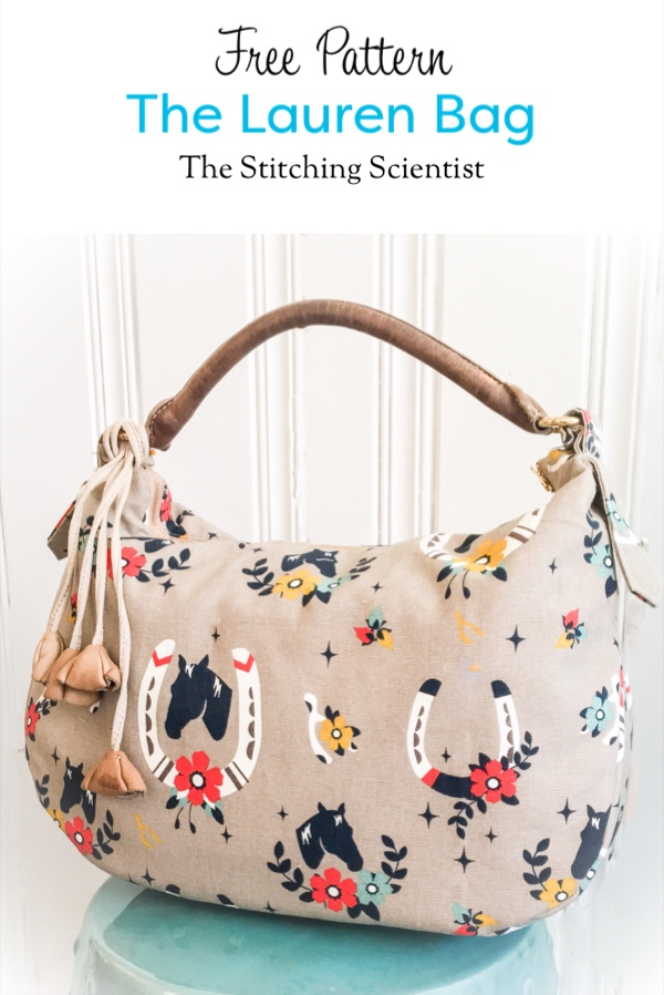 The Lauren Bag Pattern The Stitching Scientist Cool Free Bag Patterns To Download Pdf