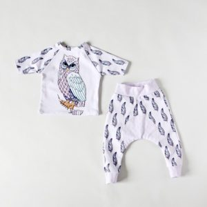 Baby Raglan Pattern