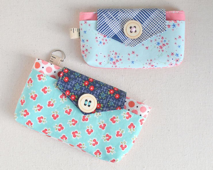 Phone and ID Case