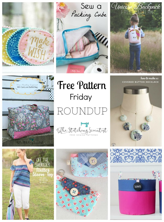 free pattern friday roundup