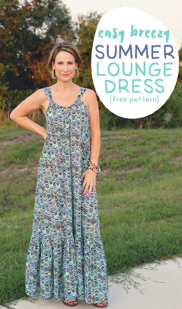 Summer Lounge Dress