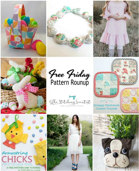 Free Friday Pattern Roundup