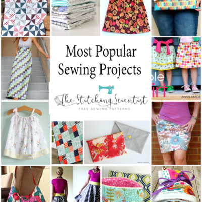 Most Popular Sewing Projects