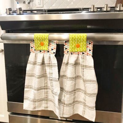 Milk Cow Kitchen Towel