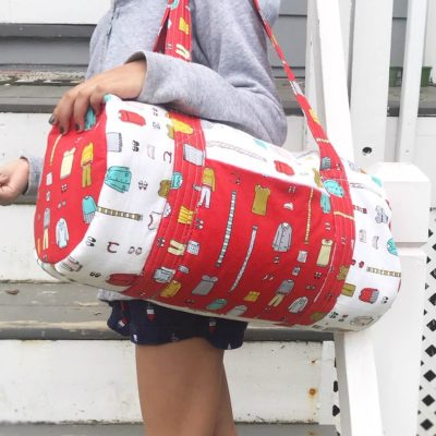 Mini Duffel Bag Pattern