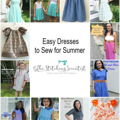 Dresses to Sew for Summer