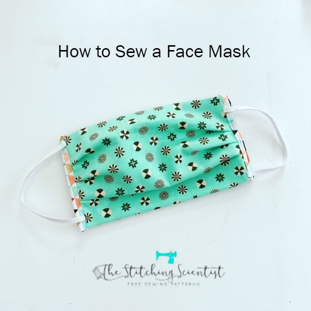 sew a face mask
